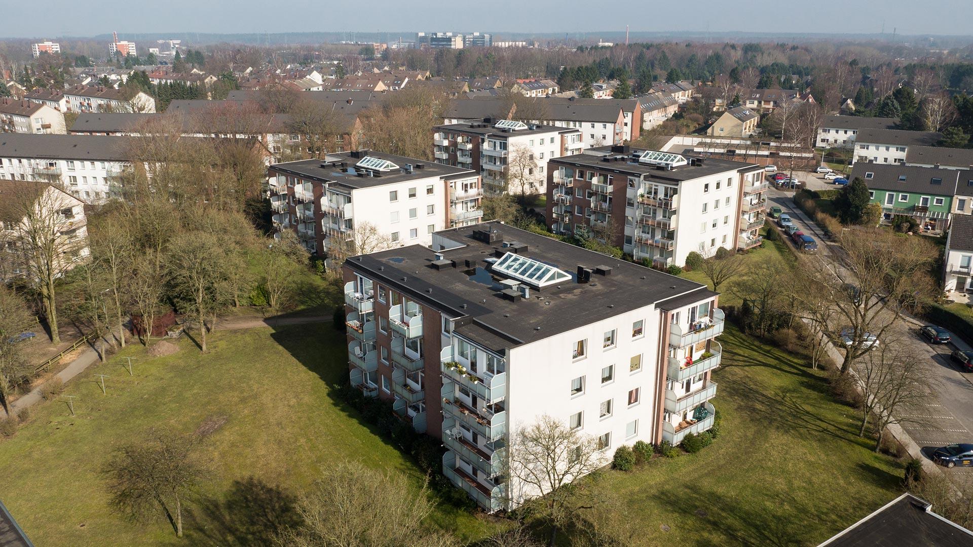 Wohngebäude in Nordersedt