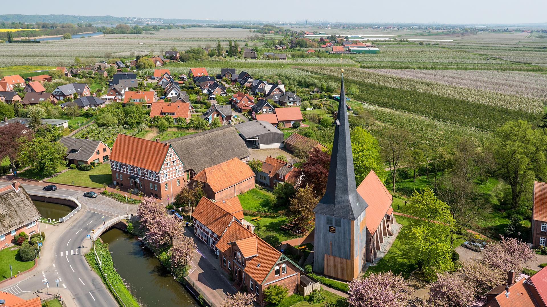 St. Nikolai Kirche zu Borstel