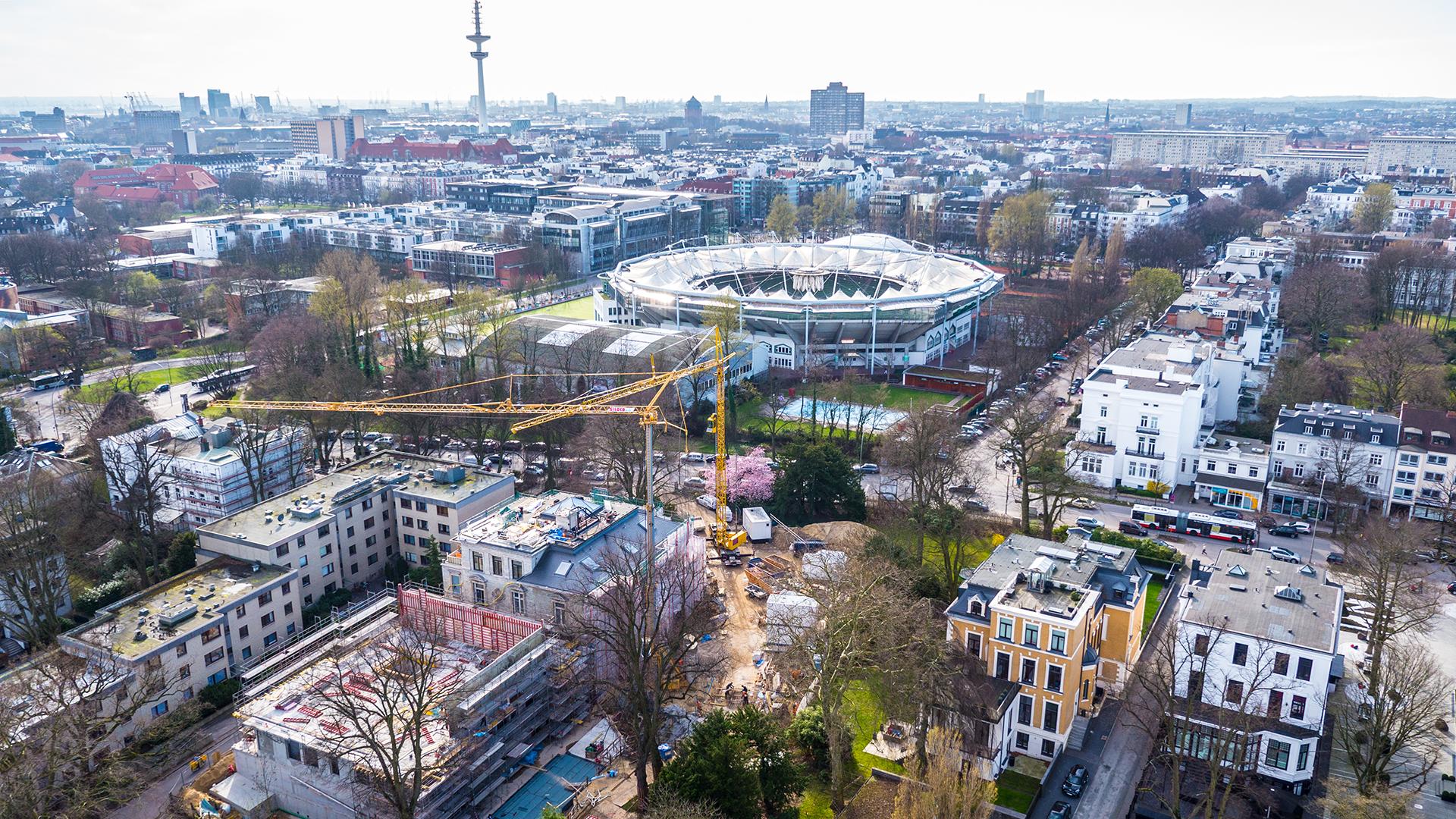 Tennisstadion Rothenbaum in Hamburg