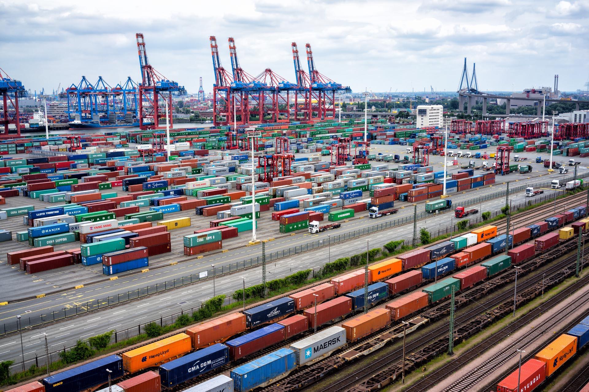 EUROGATE und Hafenbahn