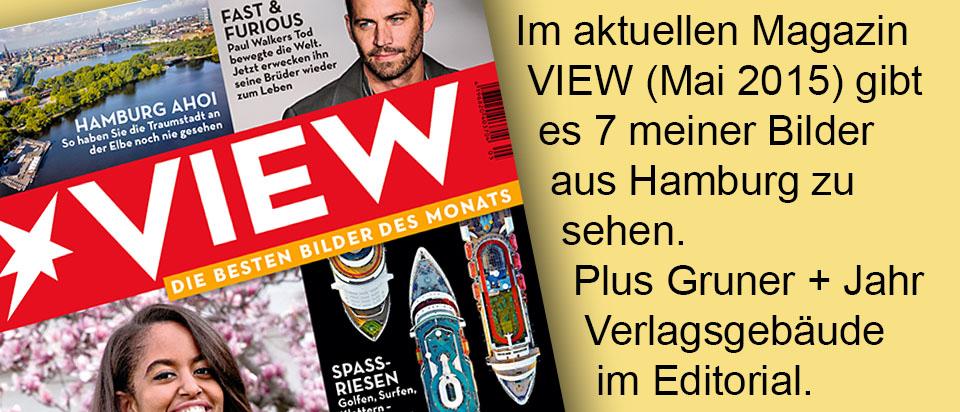 "Magazin ""VIEW"""