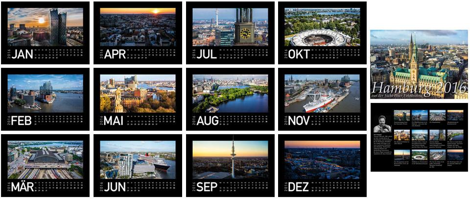 Meinen Hamburg-Kalender gibt es nun bei den Buchhandlungen Boysen & Mauke, Heymann, Thalia, Rahmer und bei AMAZON