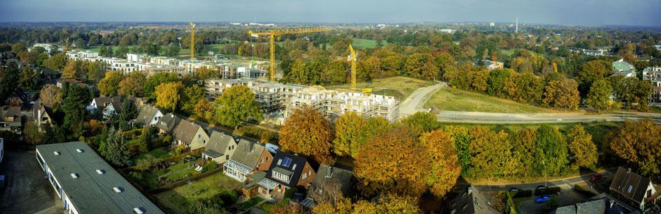 Garstedter Dreieck in Norderstedt