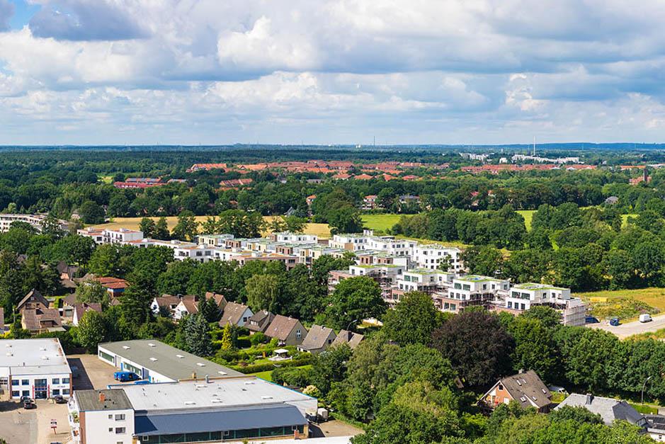 Neubaugebiet Horst-Embacher-Allee